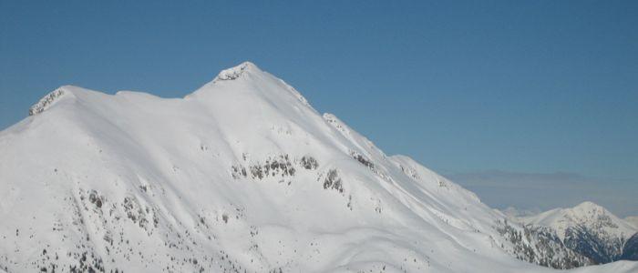 Monte Kreuzspitze Lagorai