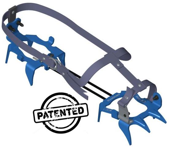Rampone Kreuzspitze RKZ Patented