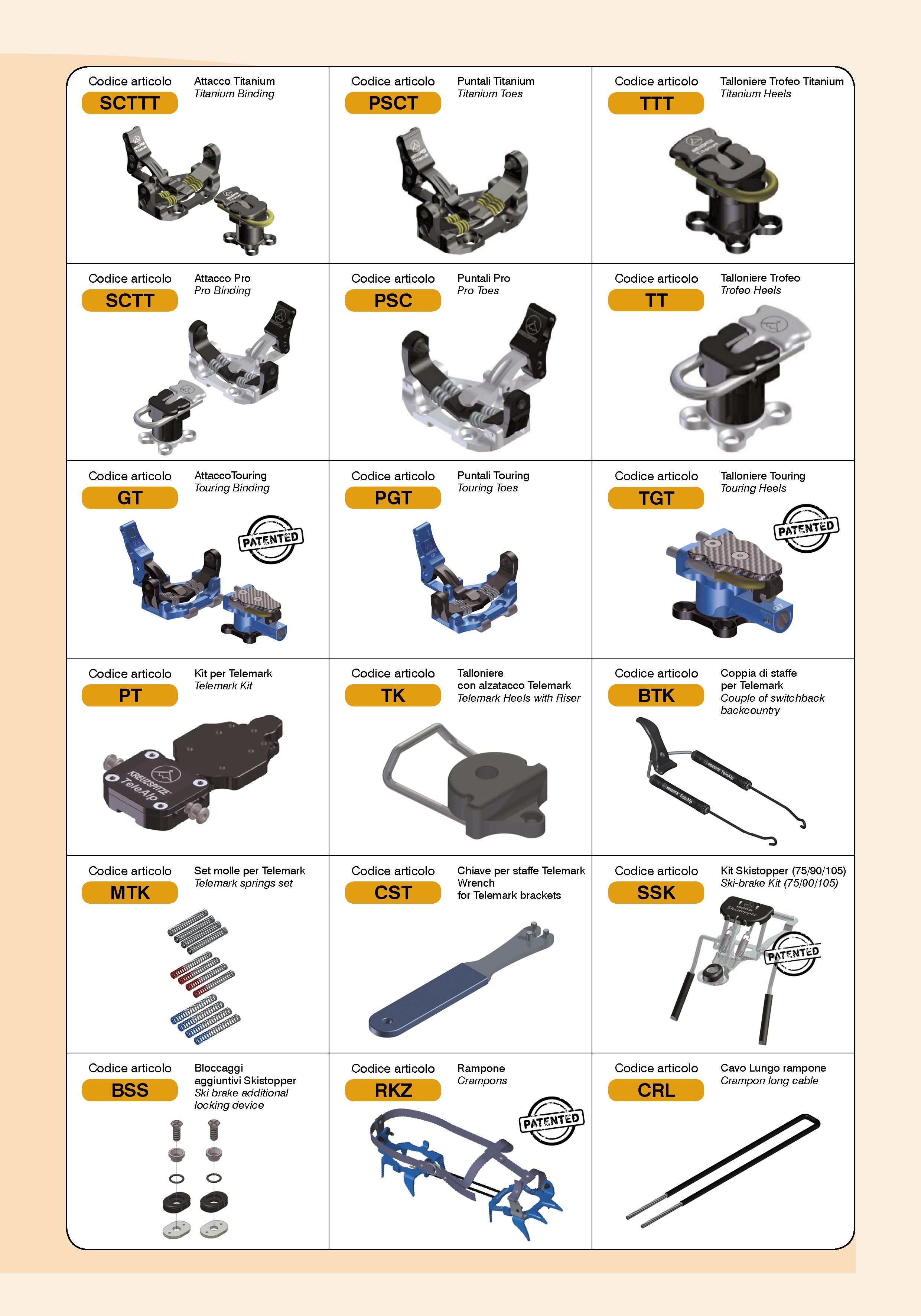 Catalogo prodotti Kreuzspitze 2017-18_1-3