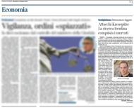 Kreuzspitze su Corriere del Trentino 14-10-2012