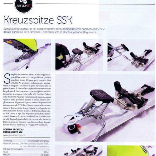Prova Skistopper Skialper