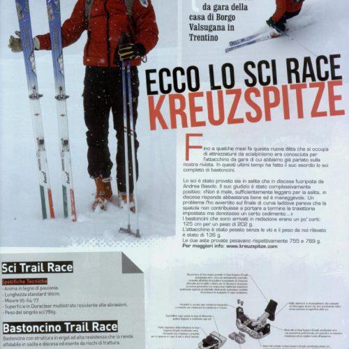 Test sci Trail Skialper 76